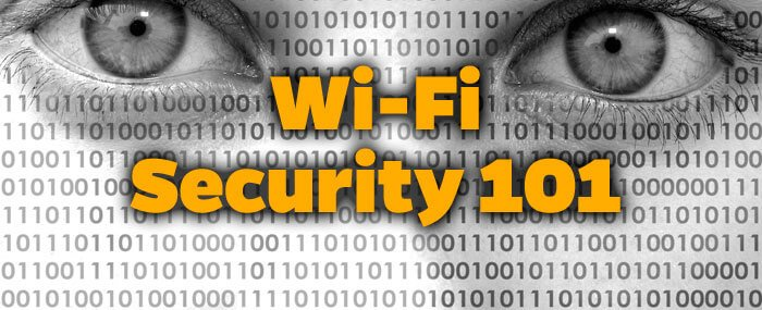 Wifi-Security-101