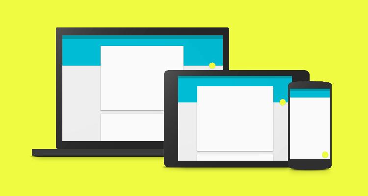 Material Design Frameworks 2016