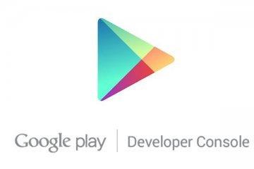 Google-Play-Developer-Console