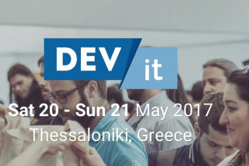 DevIT conference 2017