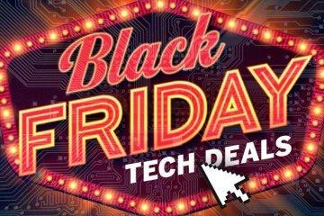 Black Friday 2017 - Tech Deals