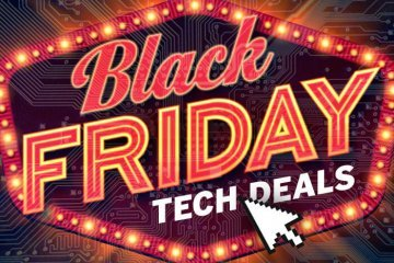 Black Friday 2017 - Tech Deals